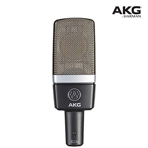 Le microphone de studio AKG C214