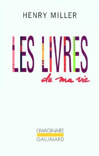 Les Livres De Ma Vie Autobiographie [Pdf/ePub] eBook