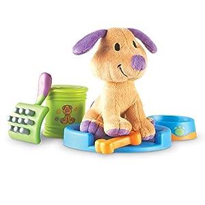Learning Resources-Mi Propio Set para Jugar con mi Cachorro Puppy Play de New Sprouts, Color (LER9245)