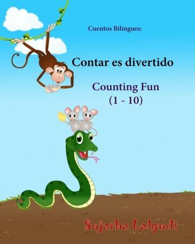 Cuentos Bilingues: Contar es divertido. Counting Fun: Libros bilingues ingles español (Edición bilingüe),Libros infantil Inglés.Spanish English ... 2 ... Edición bilingüe) - 9781514881583: Volume 2
