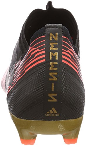 adidas Herren Nemeziz 17.2 FG Fußballschuhe Mehrfarbig (C Black C Black S O L Re D)
