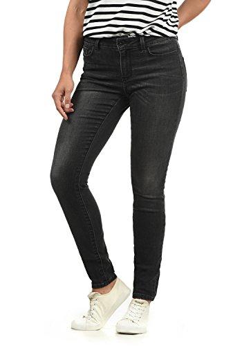 VERO MODA Diamant Damen Jeans Denim Hose Strech Mid-Rise, Größe:M/ L32, Farbe:Grey (Rise High Jean)