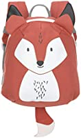 LÄSSIG Kinderrucksack für Kita Kindertasche Krippenrucksack mit Brustgurt/Tiny Backpack, About Friends Fox, 24 cm, 3,3 L