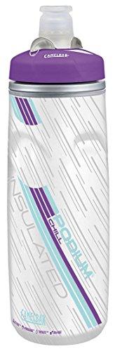 Camelbak Trinksystem Podium Chill 21 oz Wasserflaschen, Purple