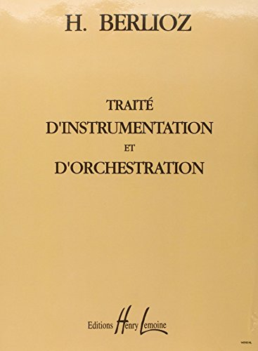 Traité d'instrumentation et d'orchestration