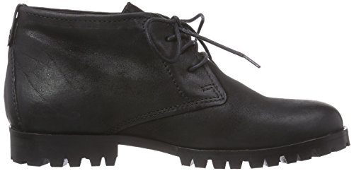 Belmondo 70326901, Derbies à lacets femme Noir - Noir