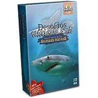 Asmodée Desafios de la Naturaleza: Marinos, juego educativo (306)