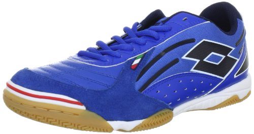 lotto-sport-futsal-pro-v-id-sports-shoes-football-mens-blue-blau-blue-size-6-40-eu