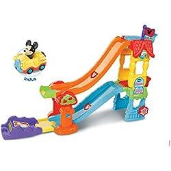 V Tech - TTB - La maison-toboggan magique de Mickey (+ Cabriolet de Mickey)