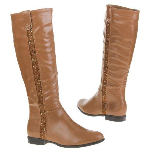 Damen Schuhe, 3VG-1164-DM, STIEFEL Camel 3VG-1164-DM