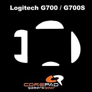 Corepad Mausfüße Skatez Pro 33 Logitech G700