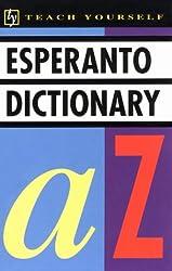 Concise Esperanto and English Dictionary: Esperanto-English, English-Esperanto (Teach Yourself Books)