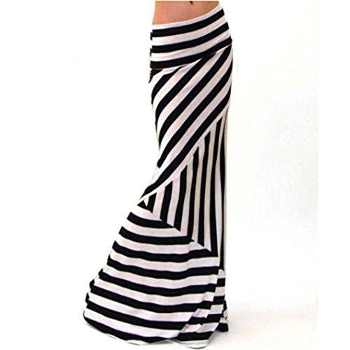 Damen Tutu Unterkleid Röcke , Gestreift Kleid 50er Rockabilly | Festliches Damenkleid | Blickdicht...