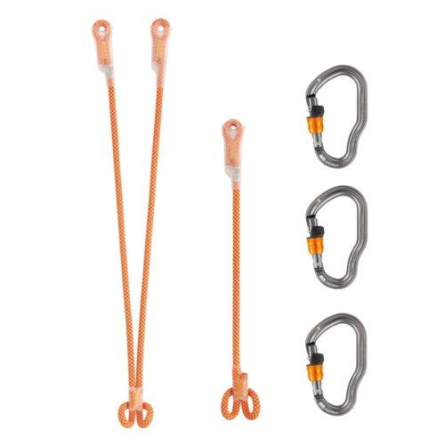 Professional Zipline Lanyard Kit