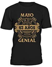 Camiseta Unisex Mayo 1954