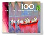 [100 Contemporary Artists] (By: Hans Werner Holzwarth) [published: July, 2013]