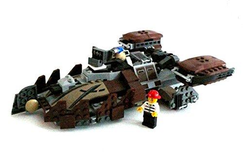 Preisvergleich Produktbild LEGO ® - STAR WARS - Battle  Battle of  mit Figur - es ist ein Bodenfund