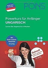 PONS Power-Sprachkurs Ungarisch: Ungarisch für Anfänger, Lernen Sie Ungarisch in 4 Wochen