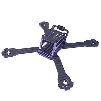 Hawks 220mm RC Drone FPV Racing Frame Kit Carbon Fiber 4mm Arm for Brushless Motor 2204 2205 2206