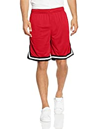 Urban Classics Herren Stripes Mesh Shorts