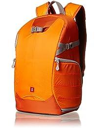 AmazonBasics Camera Backpack, Trekker Series - Orange