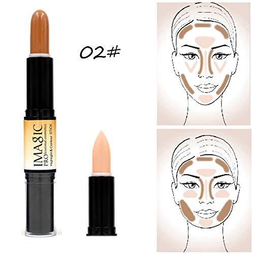 TWBB_Correcteur Anti Cernes Natural Concealer- Correcteur Naturel ∙ Anti Cernes/Correcteurs ∙ Vegan ✔ Cosmétiques naturels ✔ Make up ✔ Ingrédients végétaux Bio ✔ 132% Naturel Maquillage