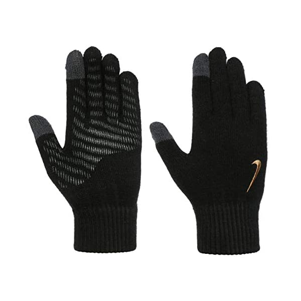 Nike Guantes YA Knitted Tech and Grip by hombreguantes mujer hombre