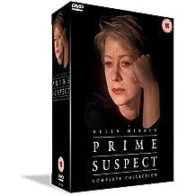 Prime Suspect Complete Collection Box Set