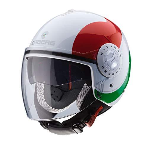 Caberg Casco da motociclista Riviera Sway Italia Taglia XL