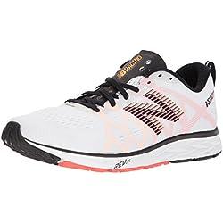 New Balance M1500v4, Zapatillas de Running para Hombre, Blanco (White), 41.5 EU