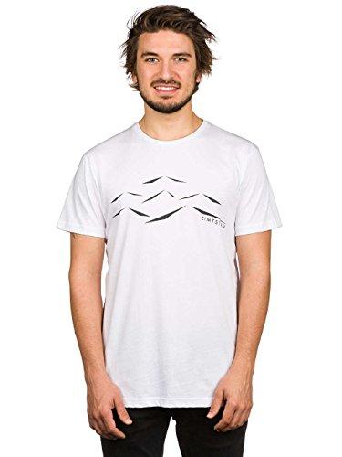 Herren T-Shirt Zimtstern Zinai T-Shirt White