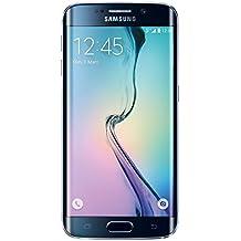 "Samsung Galaxy S6 edge SM-G925F - Smartphone de 5.1"" (12,95 cm, 2560 x 1440 Pixeles, SAMOLED, 2,1 GHz, 1,5 GHz, 3072 MB), color negro"