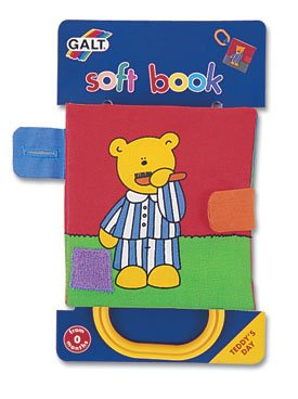 Galt - Soft Book Teddys Day