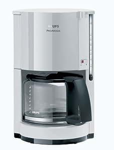 krups f 309 7c proaroma glas kaffeemaschine weiss. Black Bedroom Furniture Sets. Home Design Ideas