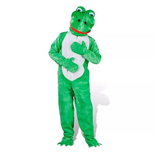 Arichtop Kostüm Frosch Froschkostüm Faschingkostüm Karneval - Xl Karneval Kostüme