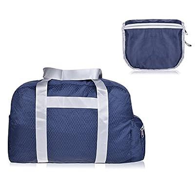 Vbiger Ultra-light Foldable Outdoor Shoulder Bag Nylon Waterproof Backpack