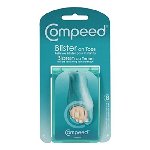 Compeed Blister On Toe Pflaster - X - Klein