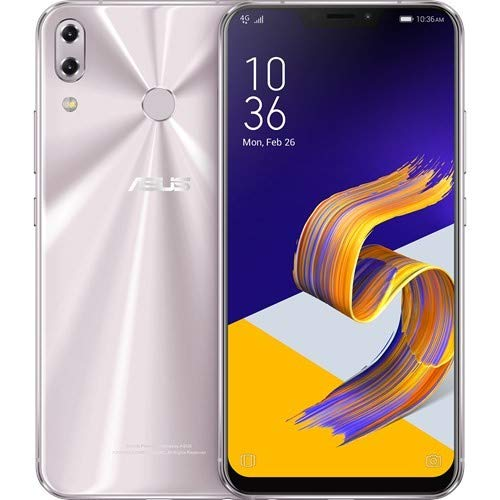 "Foto Asus ZenFone 5 ZE620KL S636 64GB 6.2"" 4G Dual Sim Dual Cam 12MP/8MP Android 8.0 Meteor Silver"