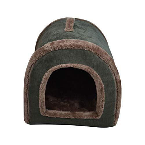Donad Hundebett Winter Warm Komfortabel Winddicht Vier Jahreszeiten Universal Top Qualität Zwinger Puppy Cave Dogs Kistenbetten -