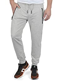 2e2b67437002c2 Solid Taras Herren Sweatpants Jogginghose Sporthose Mit Fleece-Innenseite  und Kordel Regular Fit !