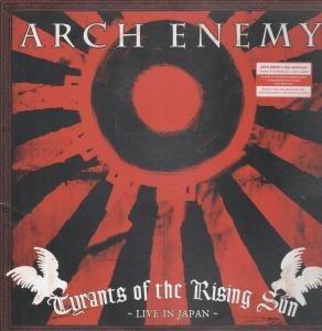 TYRANTS OF THE RISING SUN LP (VINYL) GERMAN CENTURY MEDIA 2008 - Of Tyrants The Sun Rising