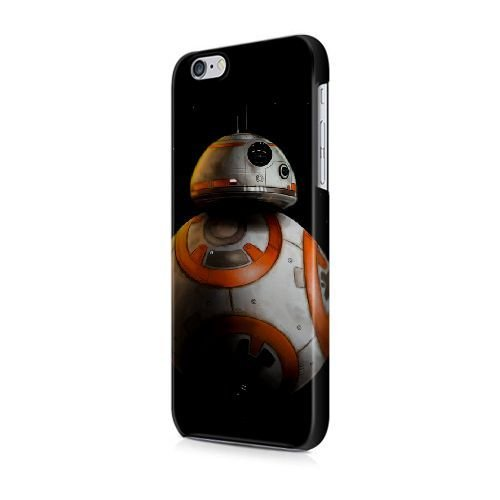 NEW* THE FLASH Tema iPhone 5/5s/SE Cover - Confezione Commerciale - iPhone 5/5s/SE Duro Telefono di plastica Case Cover [JFGLOHA003230] STAR WARS BB-8#01