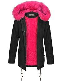 Suchergebnis auf Amazon.de für  pink - - Jacken, Mäntel   Westen ... 6018a11229