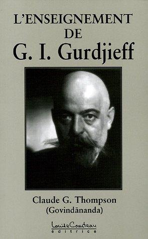Enseignement de G. I. Gurdjieff