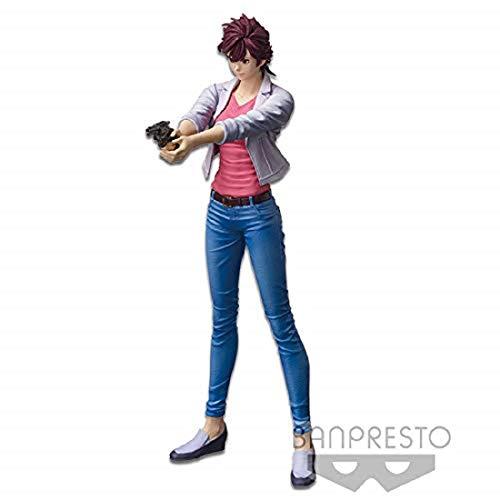 Figure Statue 18cm City Hunter Kaori MAKIMURA Creator X Creator Original BANPRESTO