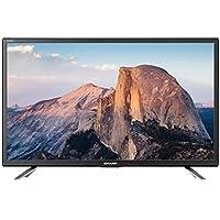 "Sharp LC-24CHG5112E Aquos TV 24"" HD Slim SAT 2xHDMI USB Uscite Cuffie scart e Audio Digitale"