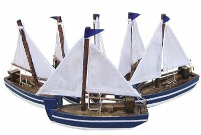 Segelboote, 6er Set von mare-me