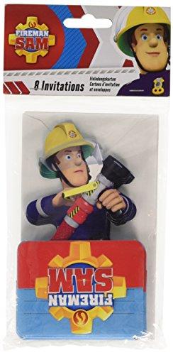Feuerwehrmann Sam Stand-up lädt und Umschläge (Feuerwehrmann Sam Halloween Special)