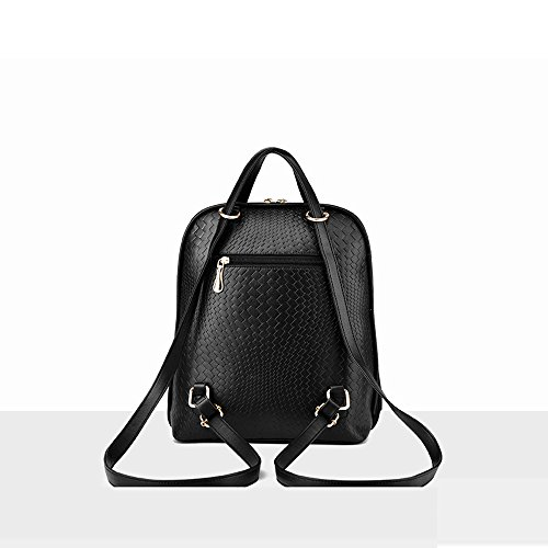 Anne, Borsa a zainetto donna Black