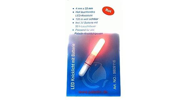 Paladin LED Knicklicht mit Batterie Gruen